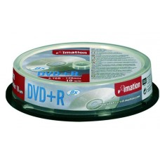 IMATION DVD -R 4.7 GB PACK 10 UNID